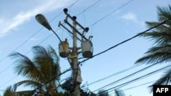 Việt Nam thiếu điện vì nạn hạn hán
