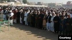 نوشہرو فیروز کے شہر محراب پور میں ایک نہر سے ملنے والی لاش سندھی روزنامے کے مقامی رپورٹر کی تھی