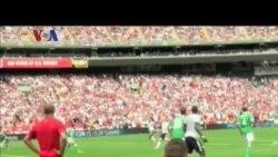 Menjelang Piala Dunia Brazil, Penggemar Sepakbola di AS Meningkat