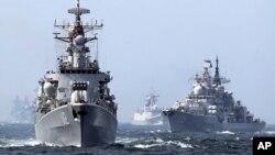Hải quân Trung Quốc sẽ đóng vai trò lớn hơn trong quốc phòng để hỗ trợ cho nhiệm vụ ngày càng tăng trong việc bảo vệ các tuyên bố chủ quyền lãnh hải của Bắc Kinh, kể cả ở khu vực Biển Đông.