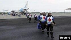 Los diferentes mandatarios mundiales ofrecieron su ayuda para los afectados del terremoto.