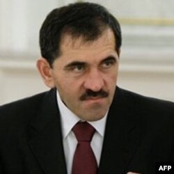 Yunusbek Yevkurov, Ingushetiya rahbari