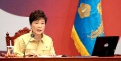 [인터뷰 오디오: 김용현 동국대 교수] 박근혜 한국 대통령, 북한체제 동요 언급 의미