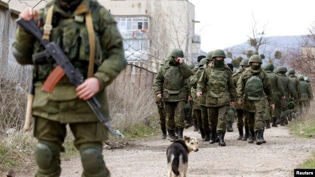 Nga biện minh việc xâm nhập Crimea là cần thiết để bảo vệ người sắc tộc Nga sinh sống trên bán đảo.