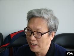張博樹 中國政治轉型學者