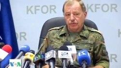 Komandanti i NATO-s ne Kosove per Veriun