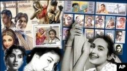 بھارتی اداکار اب ڈاک ٹکٹس پر بھی نظر آئیں گی