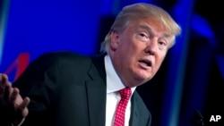 El presidente de EE.UU., Donald Trump, dice que anunciará su nominado para la Corte Suprema de Justicia el 9 de julio.