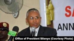Waziri wa mambo ya nje wa Somaliland, Sa'ad Ali Shire.