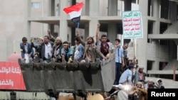 什葉派胡塞反叛份子要求政府辭職