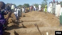 Les Nigérians sont bouleversés par le massacre de Borno