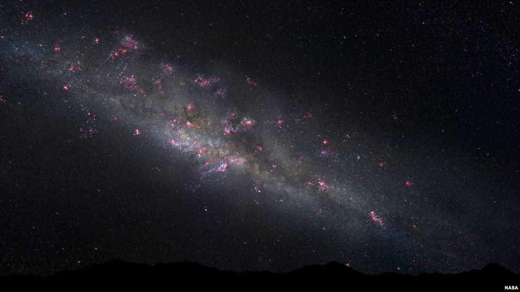 Hubble Scrapbook Sheds Light On Milky Way S Evolution