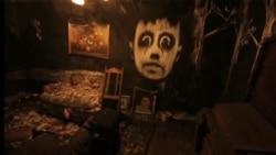 """A scene from the video """"Luis"""" by Niles Atallah, Joaquin Cociña Varas and Cristobal Leon"""