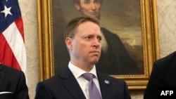 白宮副國家安全顧問博明。
