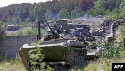 Официальный Киев: Украина не вооружает Грузию