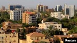 Pemandangan Khartoum, Ibu Kota Sudan, 10 November 2012. (Foto: Reuters)
