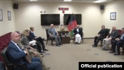 په کابل کې د امریکايي سفارت تصویر