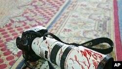 افزایش موارد خشونت علیه خبرنگاران افغان