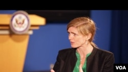 U.S. Ambassador to UN Samantha Power 2