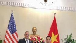 Điểm tin ngày 2/10/2020 - Đặc phái viên Tổng thống Mỹ về kiểm soát vũ khí thăm Việt Nam