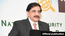巴基斯坦國家安全顧問納吉爾·詹賈亞(Nasir Janjua) - 資料