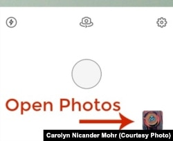 Prisma Open Photos