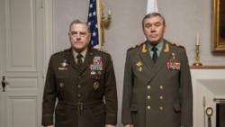美俄兩軍參謀總長在赫爾辛基會談六小時