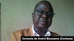 André Mussamo, director do MISA-Angola