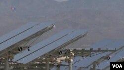 Ivanpah est nichée dans le désert du Mojave à environ 60 km de Las Vegas