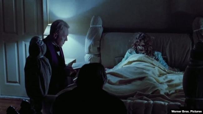 Главный фаворит большинства хоррор-рейтингов - фильм «Экзорцист»