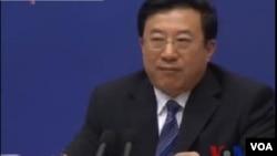 中國國家信訪局副局長張恩璽