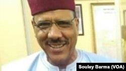 Bazoum Muhammad, ministan cikin gida na Jamhuriyar Niger
