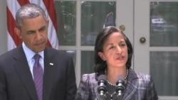 Obama Announces New National Security Team