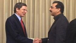 ادامه تلاش آمریکا برای ترمیم مناسبات با پاکستان