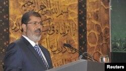 Мохаммед Мурси (архивное фото)