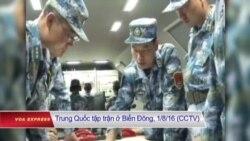 Quân đội Nga – Trung xác nhận tập trận ở biển Đông