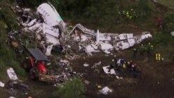 Recuperan los últimos cadáveres de avión accidentado