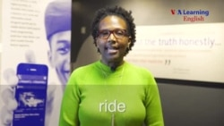 ride (verb)