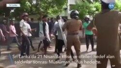 Ellerinde Sopalarla Müslümanlar'ın Evlerine Saldırdılar