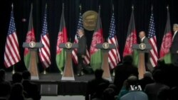 US, Afghanistan Herald 'New Era of Cooperation'