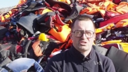 German Artists to Memorialize Refugees With Life Jacket Exhibit