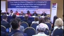 Angazhimi i BE në Ballkan