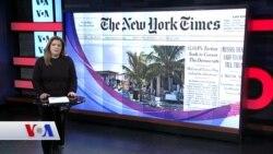 21 Ocak Amerikan Basınından Özetler