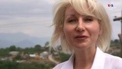 «Նեմեց» մականունով մի ռուս կին՝ Մոսկվայից Տեղ գյուղում. Սյունիք
