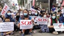 Kekhawatiran Pengungsi Afghanistan di Indonesia atas Berkuasanya Taliban
