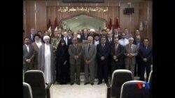 2014-08-15 美國之音視頻新聞: 歐盟外長就伊拉克問題緊急磋商