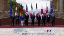 川普:反恐和北韓問題是G7峰會焦點(粵語)