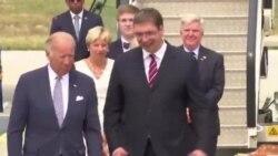 Потпретседателот на САД Џо Бајден во посета на Балканот