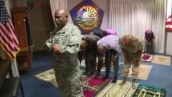 Muslim Army Chaplain Seeks to Bridge Gaps Between Cultures
