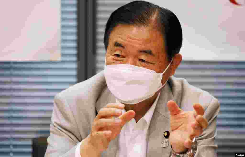 Tokio 2020 Təşkilat Komitəsinin vitse-prezidenti və keçmiş Olimpiya Oyunları naziri Toşiaki Endo Reuters agentliyinə müsahibə verib